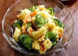 Resep dan Cara Memasak Salad Kentang Jepang