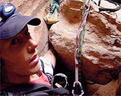 Aron Ralston; The most difficult decision of my life