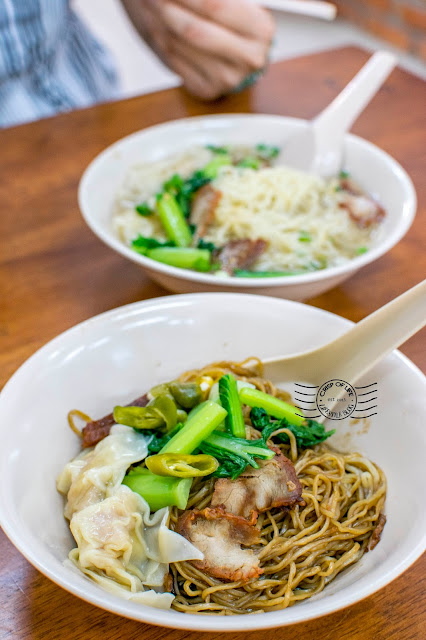 Wantan Mee in Penang