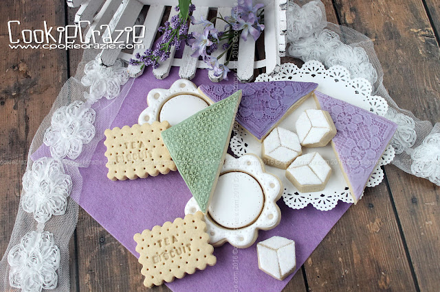 http://www.cookiecrazie.com/2016/05/doily-napkin-and-sugar-cube-decorated.html