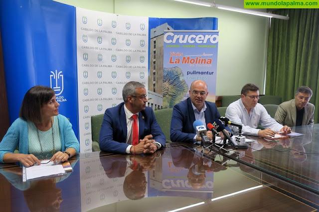 Santa Cruz de La Palma será puerto de embarque de un crucero por Canarias, Madeira y Agadir