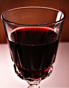 vin rubiniu