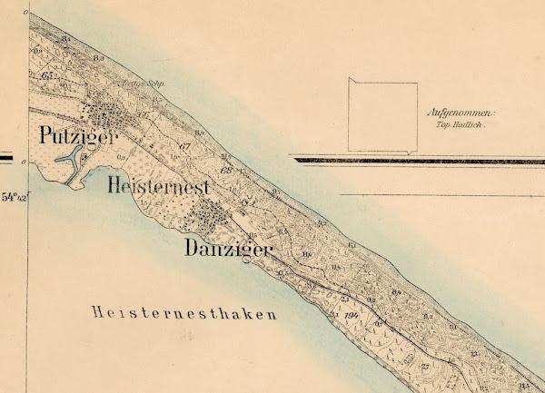 11777300 @ Topographische Karte 1:25 000 (Meßtischblatt) cz. wschodnia (Ostdeutschland) /1870 - 1945/