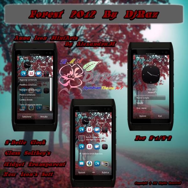 Nokia 5800 themes free