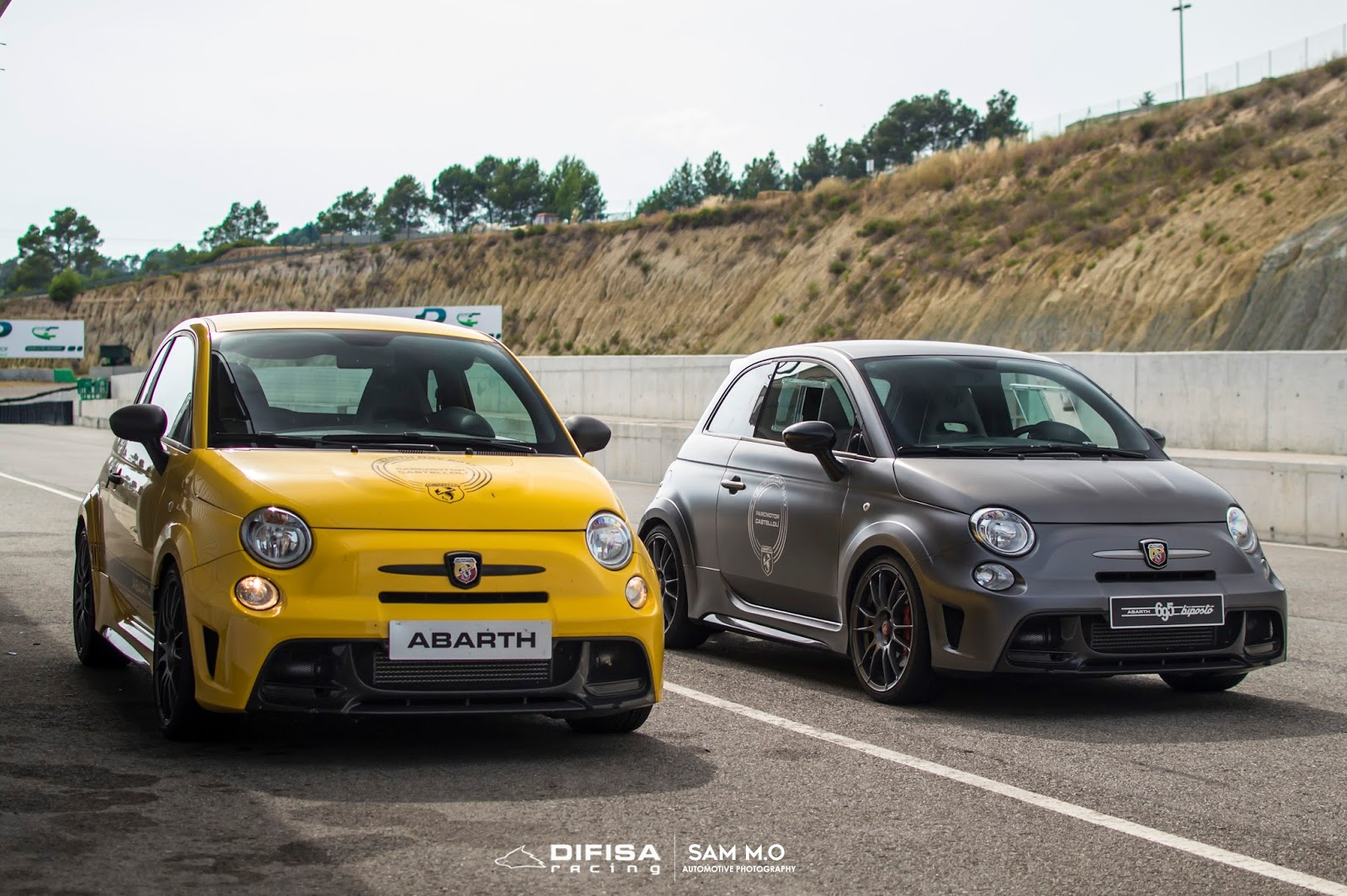 Abarth Day 2017: Adictos al escorpión