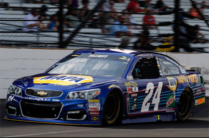 Chase Elliott Photos from Indianapolis #nascar
