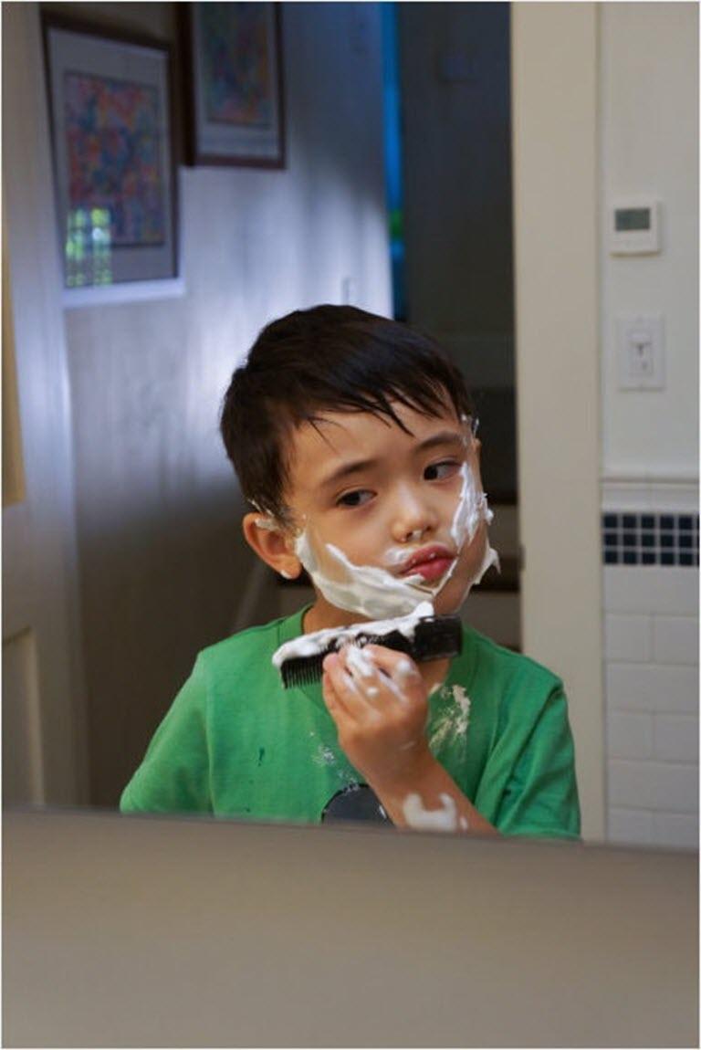 Trẻ dậy thì sớm - Cha mẹ làm gì để con không mất tuổi thơ hồn nhiên -3