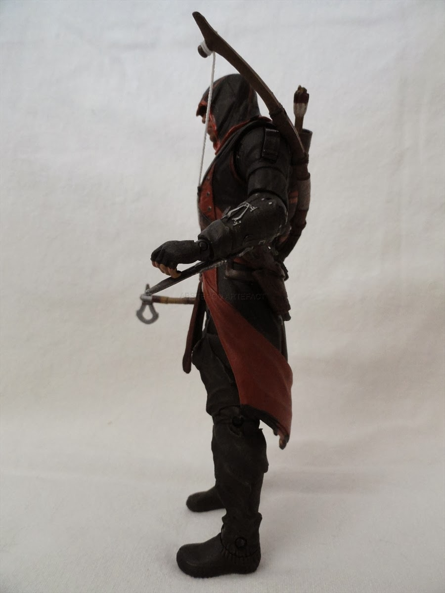 Abstergo Artefact Mcfarlane Connor New York Outfit