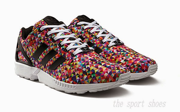 The Sport Shoes: Adidas ZX FLUX New Series