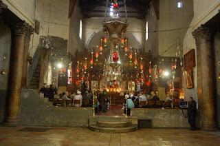 Iglesia de la Natividad - Belen