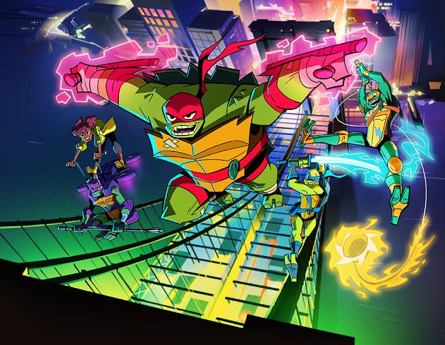Novas Tartarugas Ninja