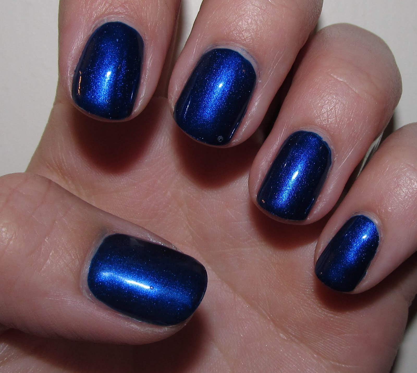 Sally Hansen Insta Dri - Co-Bolt Blue