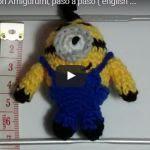 patron gratis minion  amigurumi | free amigurumi patter minion