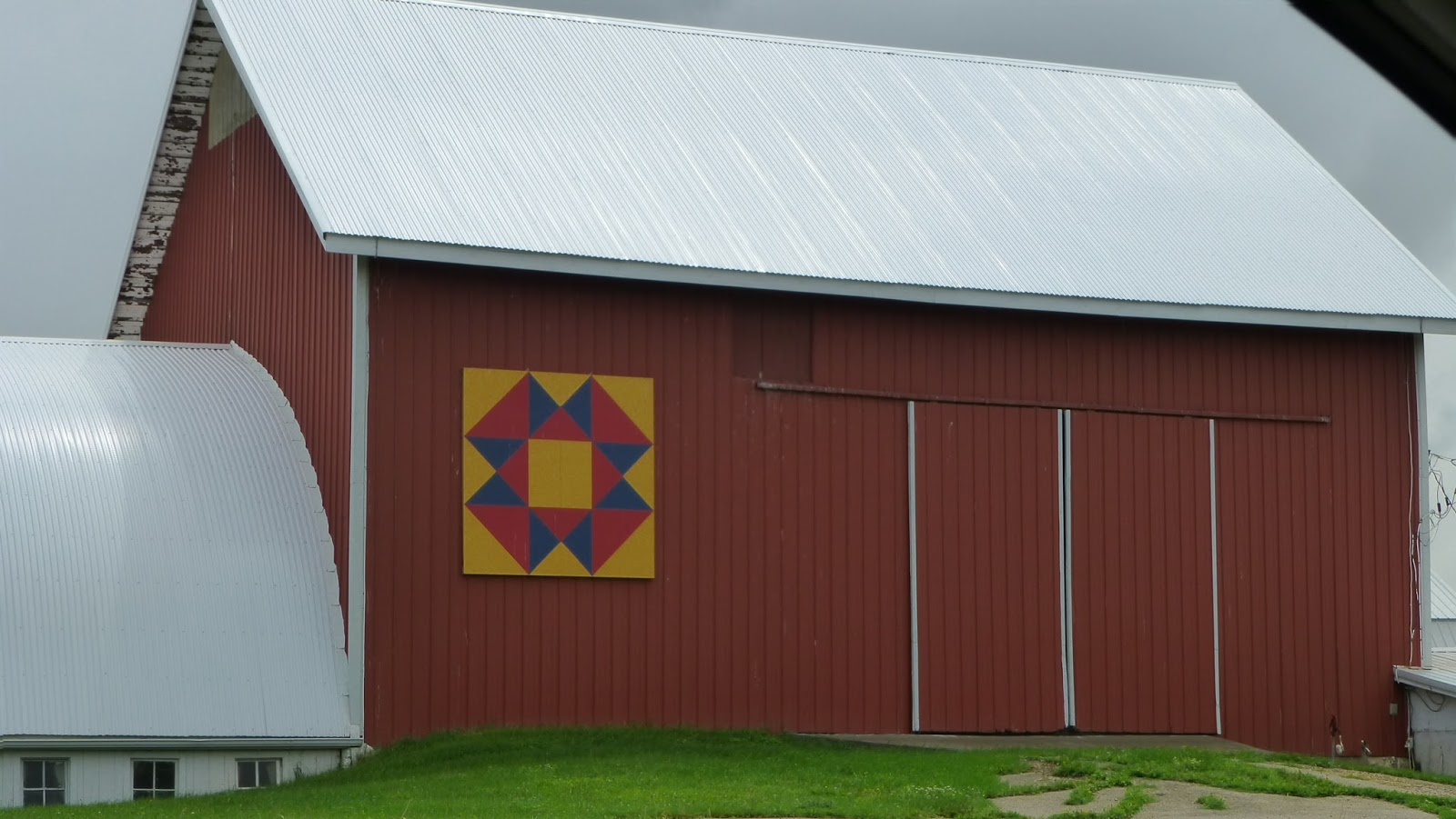 Barn Quilts Green County Wisconsin Barn Quilts