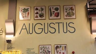 A todo color y con mucho encanto: Villa Augustus