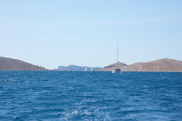 jacht, skiper, Chorwacja