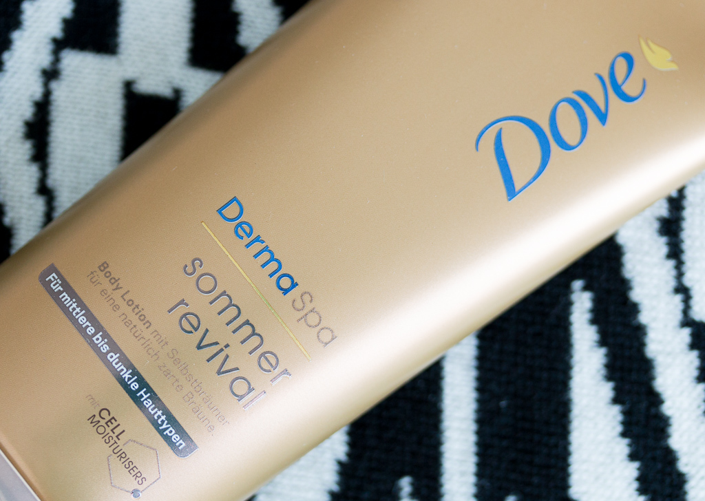 Dove DermaSpa Sommer Revival Body Lotion
