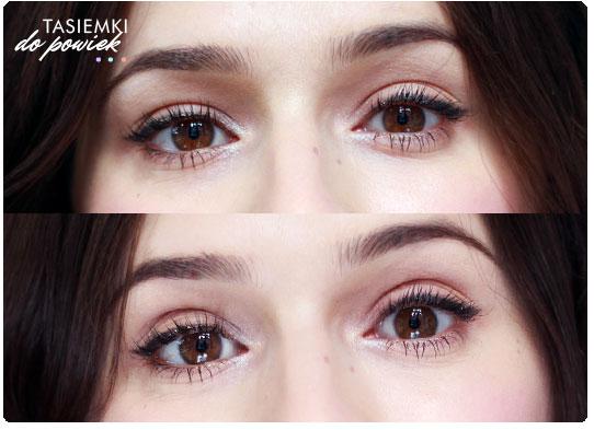 Alina Rose Blog Kosmetyczny Tasiemki Do Powiek Raz Jeszcze Jak Naklejać Na Jaki Makijaż