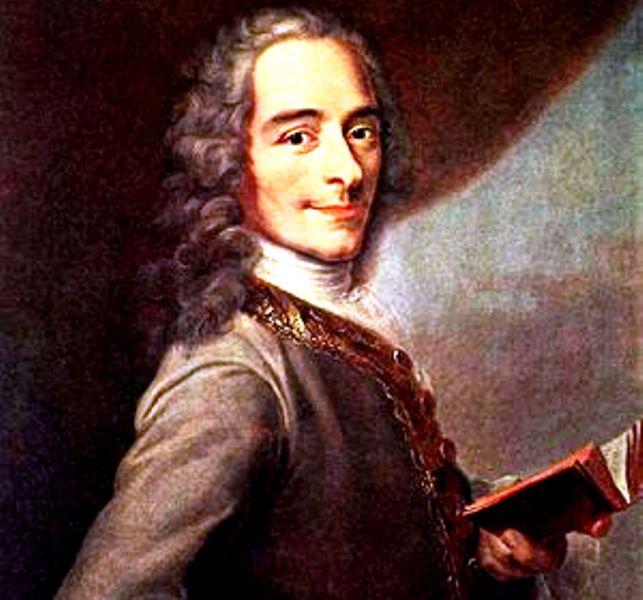 Voltaire Dan Naskah Drama Yang Menghina Nabi Muhammad