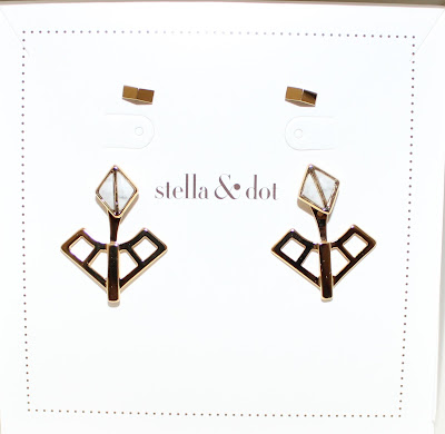 Stella & Dot Mondrian Ear Jacket