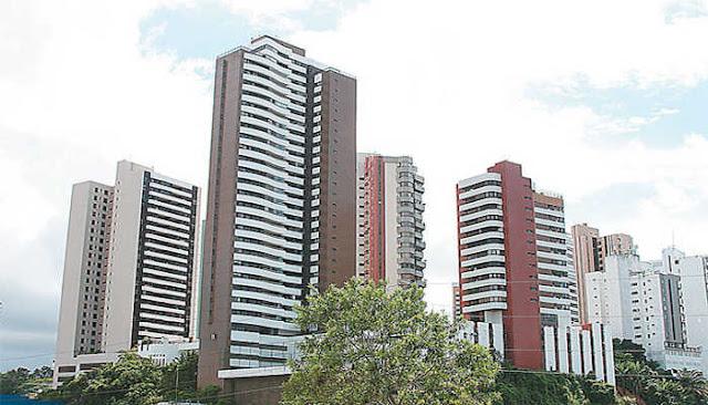 Aumenta venda de imóveis residenciais e tem 1ª alta em 13 meses
