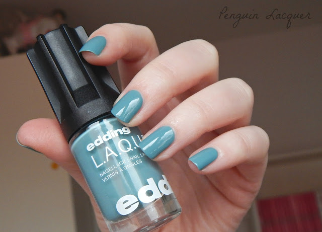 edding LAQUE powder blue