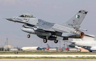 F-16 Angkatan Udara Pakistan