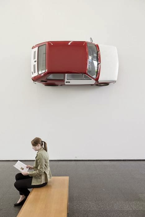 Simon Starling at Museum of Contemporary Art Chicago