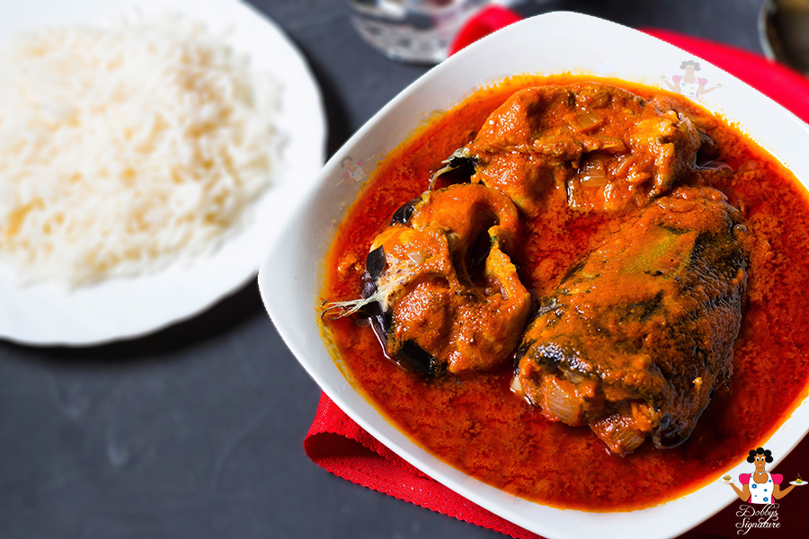 Dobbys signature nigerian food blog i nigerian food for How to make fish stew