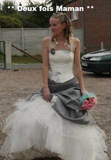 robe de mariée bustier