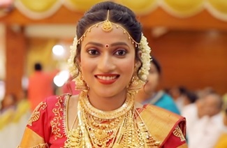 Kerala best Hindu wedding Highlight Jyothsna & Nikhil 2018