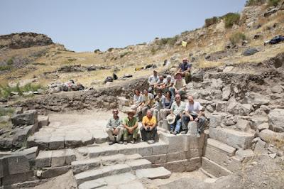 Η πύλη του Πάνα αποκαλύφθηκε στον αρχαίο Ίππο