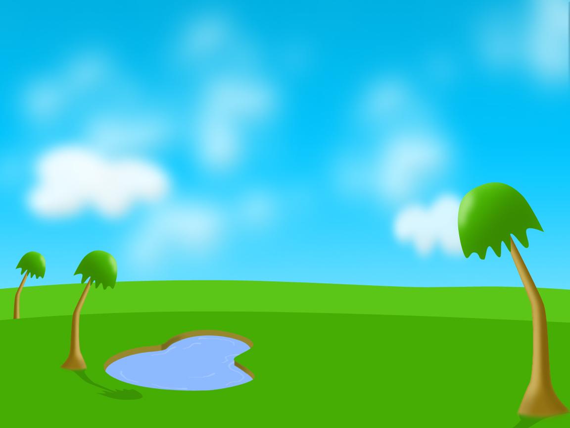 Gambar Kartun Rumah Dan Pemandangan Top Lucu