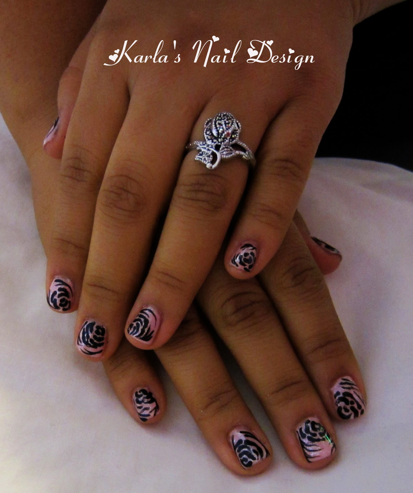 Prettyfulz Fall Nail Art Design 2011: Originail Kolors: Soak-off Gel Nail Designs