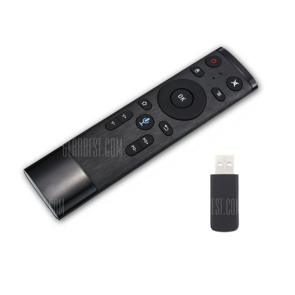 Q5 - A 2.4G Voice Function Motion Sensing Remote Controller Coupon