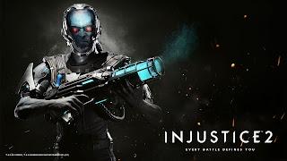 Injustice 2 PS3 Wallpaper