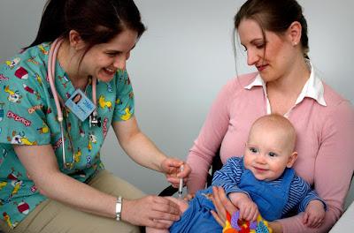 Vacunas para niños de 0 a 6 años
