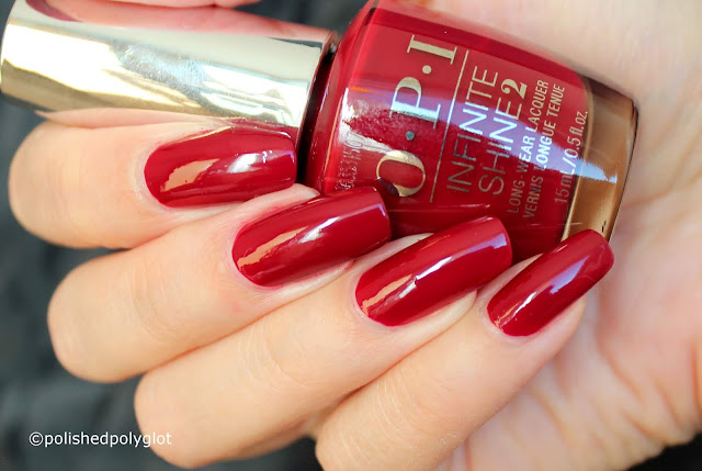 'The Nutcracker and the Four Realms' OPI Collection for The Holidays 2018 [Swatches and Review]
