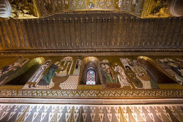 Cappella Palatina-Palazzo dei Normanni-Palermo