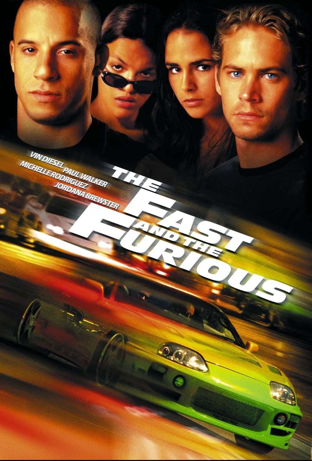 The Fast and The Furious 1 เร็วแรงทะลุนรก 1 [HD][พากย์ไทย]