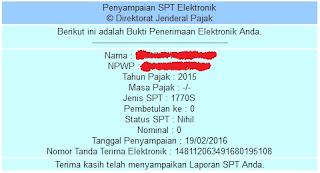 Panduan Pengisian SPT Tahunan PPh Orang Pribadi Formulir 1770 S dengan E-Filing