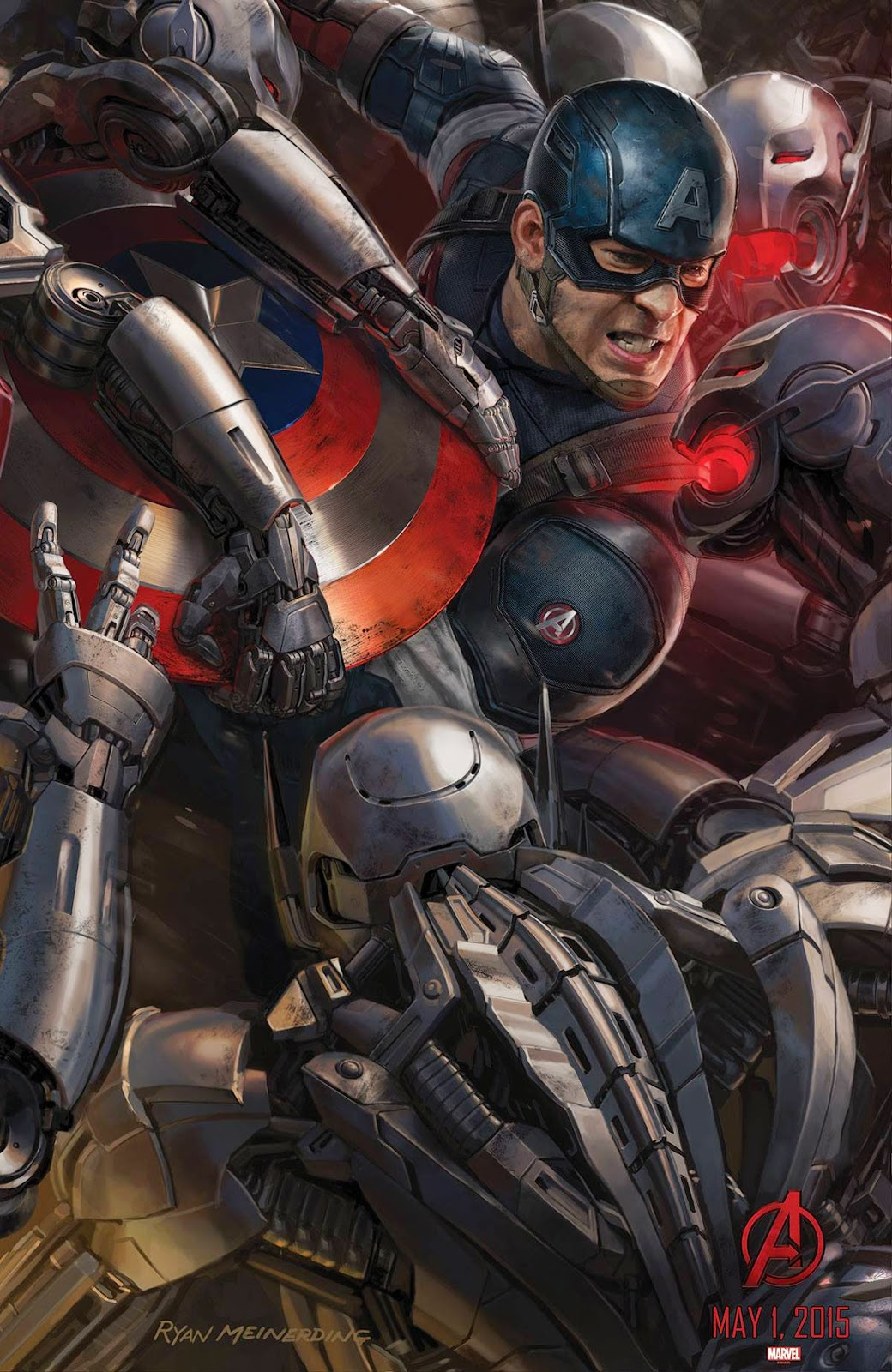 News and rumors on Captain America from Avengers Age of Ultron