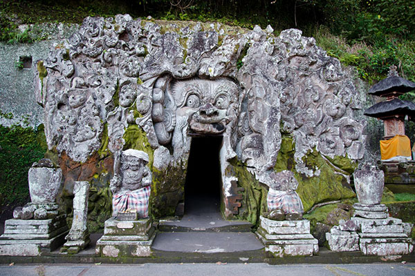 Goa Gajah Temple - Elephant cave Temple - Kintamani Bali Tour - Things to Do in Bali