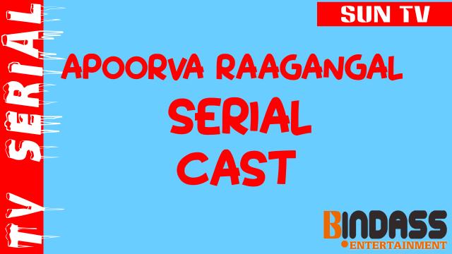 Apoorva-Raagangal-serial-cast