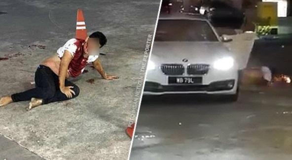Kej@m!! (Video) Lelaki Dit1kam, Dil@nggar Dan D1gilis Sehingga Mat1! Yang Lemah Semagat Dilarang Tonton..