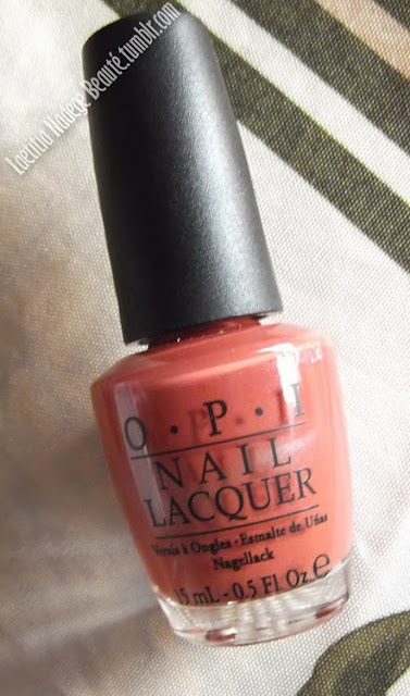 OPI Nail Polish Schnapps Out Of It
