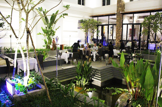 Dinner at Malis, Siem Reap, Cambodia - Asia travel blog