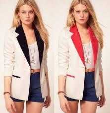 Model Blazer Wanita Terbaru Untuk Remaja
