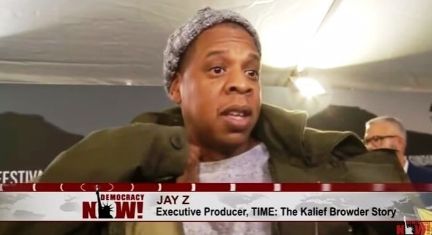 Jay Z  in Park City to promoting the Time