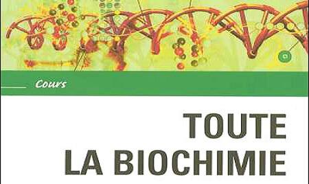 Télécharger Toute la Biochimie livre PDF